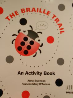 The Braille Trail: An Activity Book by Anna Swenson & Frances Mary D'Andrea. Great resource to introduce parents, Reg. Ed. Teachers/sighted peers and even Child Study Teams to the braille cell, braille code, Nemeth braille code, braille technology and Braille trivia.  This book briefly reviews the roles of a Teacher of the Blind, Orientation & Mobility, Rehabilitation Teacher and Braille Transcriber.   Included are activities such as:  Braille Word Search and Match It!   Available…