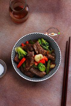 Vegetable Beef Stir Fry Recipe