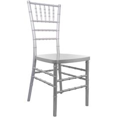 White Resin Chiavari Chair Chair Chiavari Chairs Metal