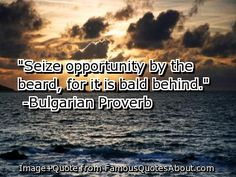 """""""Seize opportunity by the beard, for it is bald behind"""", amazing Bulgarian beard proverb. People don't like being bald on their head, why would you want to be bald on your cheeks and chin? www.beardcareproducts.com"""
