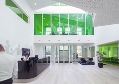 Hollandse Nieuwe - Eredivisie office interior design