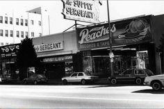 Hollywood Blvd  Mid 1970's