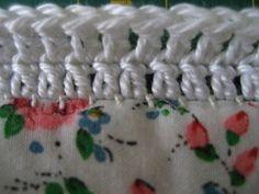 Fusion crochet quilt - tutorial and pics ...