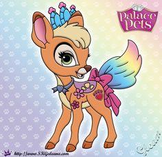 Gleam Princess Palace Pet SKGaleana image