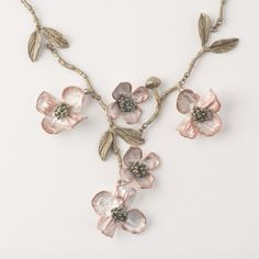 Michael Michaud Jewelry - Dogwood Necklace
