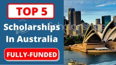 Top Scholarships in Australia for International Students [Fully Funded]  For more info, visit:   #StudyinAustralia #FullScholarship #ScholarshipsCorner Students, Australia, Top, Spinning Top, Crop Shirt, Australia Beach, Blouses