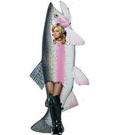 Halloween is always fun.lots of crazy costumes. Since we are all fishing obsessed whatu0027s the best fishing related Halloween costume you have seen?  sc 1 st  Pinterest & 58 best Under the sea party images on Pinterest | Costume ideas ...