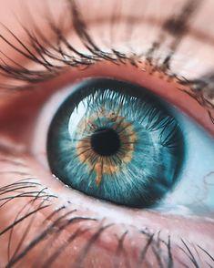 El ojo eye see you eyes, eye photography и eye close up Beautiful Eyes Color, Pretty Eyes, Cool Eyes, Stunning Eyes, Beautiful Beautiful, Beautiful Places, Eye Close Up, Foto Close Up, Close Up Art