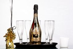 75K Ace of Spades Champagne | Ace of Spades Champagne