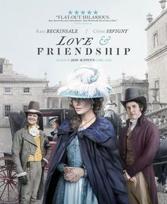 A review of the new period drama Love & Friendship. Jane Austen is back with a bite in this tale of Georgian era society and the triumph and pitfalls of romance.