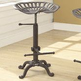 Found it at Wayfair - Colton Adjustable Bar Stool