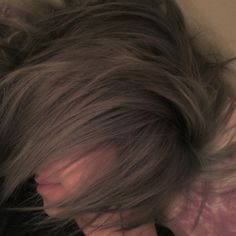 Gray hair by Katrina   www.salonnouveauusa.com