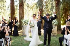 YEAH !! - Classic Charles Krug Winery Wedding captured by Jessica Burke