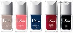 Fall/Winter 2014: Dior Makeup Collection - Le Vernis