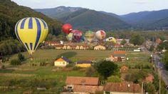 Parada Baloanelor Cu Aer Cald Romania, Beautiful Places, Country, Rural Area, Country Music, Rustic