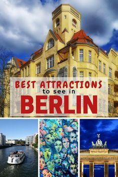 10 best attractions to see in berlin - Must Do Berlin