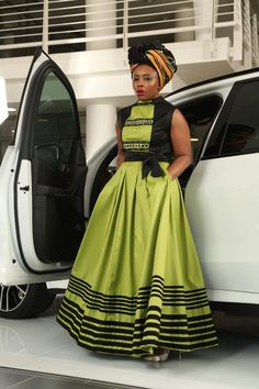 Best African Dresses, African Print Dresses, African Print Fashion, Africa Fashion, African Fashion Dresses, Xhosa Attire, African Attire, African Wear, South African Traditional Dresses