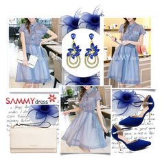 """Sammydress 53"" by fashionb-784 ❤ liked on Polyvore featuring Henri Bendel and sammydress"