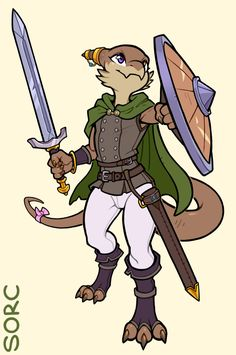 """Iskar the kobold ranger! Fantasy Character Design, Character Creation, Character Design Inspiration, Character Art, Character Ideas, Dnd Characters, Fantasy Characters, Fantasy Heroes, Fantasy Rpg"