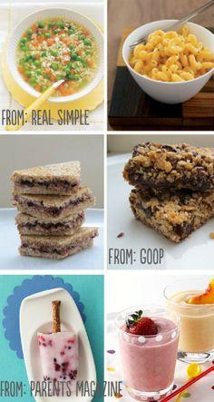 Yummy toddler recipes
