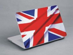 Union Jack Union Jack, Laptop Skin