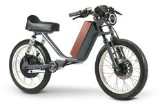 Retro Onyx electric mopeds blur the line between e-bikes and motorcycles