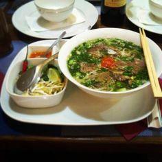 Irodista ebéd vietnámi módra: Hai Nam Pho Bisztró | WeLoveBudapest.com Pho, Budapest, Beef, Ox, Steak