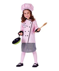 dress up america pink master chef dress up set toddler kids master chefkid costumeshalloween - Fraggle Rock Halloween Costumes