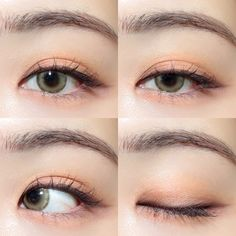 What is korean skin care routine? Why is korean skin care so popular? Korean beauty is a bit more than merely ten steps and sheet face masks. Korean Makeup Look, Asian Eye Makeup, Blue Makeup, Asian Makeup Tutorials, Korean Beauty Routine, Asian Eyes, Makeup For Blondes, Korean Skincare, Makeup Lipstick