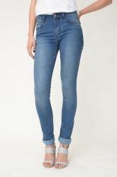 The Silhouette Skinny Jeans Bamboo Washed Women's
