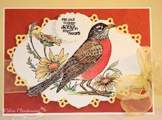 DTGD13 A New Song by Stamperrobin - Cards and Paper Crafts at Splitcoaststampers