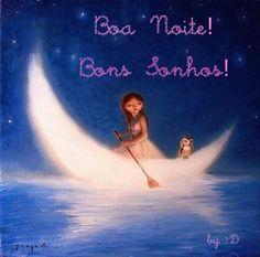 Boa Noite! Bons Sonhos!