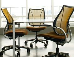From the finest ergonomic task chairs to stylish executive and conference seating - our expert sales professionals help make the process of selecting the best chair for your environment and needs efficient and easy. #ergonomicofficechairstylish