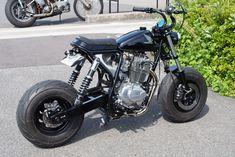 Honda Motorcycles, Custom Motorcycles, Custom Bikes, Custom Mini Bike, Scooter Custom, Motorcycle Icon, Flat Track Motorcycle, Mini Motorbike, Honda 125