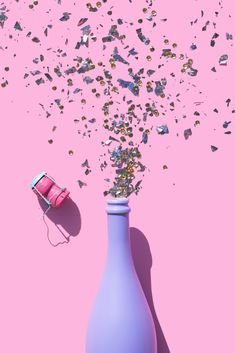 Pastel | Pastello | 淡色の | пастельный | Color | Texture | Pattern | Composition | Pop the Cork / Violet Tinder Studios