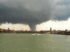 Isola di Sant'Elena, Venezia - 12 giugno 2012.