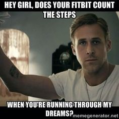 i don't want to run through his dreams, but this is funny