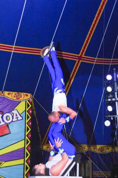 The Magic Circus of Samoa Welcome to the Greatest Show in the Pacific Islands!