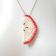 Handmade by Shara Lambeth Deisgns.  I crocheted this using 4ply cotton :-)