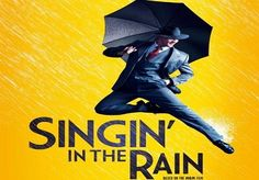 As if he's flying on winged feet!~Singin' in the Rain | Singin' in the Rain Theatre Breaks in Edinburgh and Cardiff