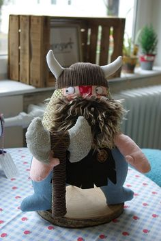 viking_163 by herzensart, via Flickr
