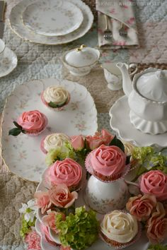 Delicate Florals, Edible Blooms and Mikasa Endearment Tablescape | Home is Where the Boat  Is