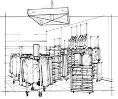 wall displays for retail | Wall planogram presenting ...