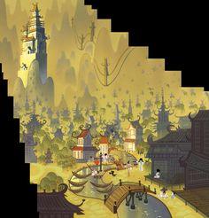Animation Backgrounds : Photo