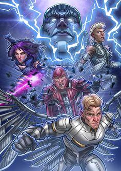 X-Men: Apocalypse -  The Four Horsemen