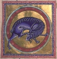 medieval goat