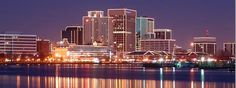 Norfolk, Virginia...lived here when I was 17 with my sister. Her husband was in the Navy