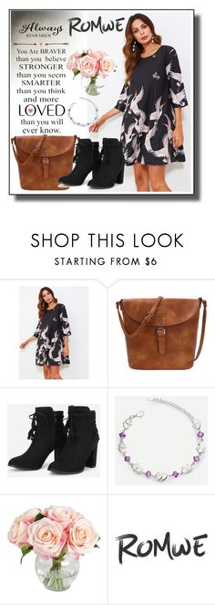 """Romwe 4"" by aida-1999 ❤ liked on Polyvore featuring WALL"