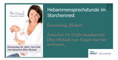Philips Avent| Hebammensprechstunde | Tipps von der Hebamme | Babys, Kleinkinder, Schwangerschaft | www.community.avent.philips.de