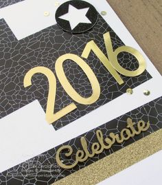 Glitter Tape: add pizzazz to pages in no time
